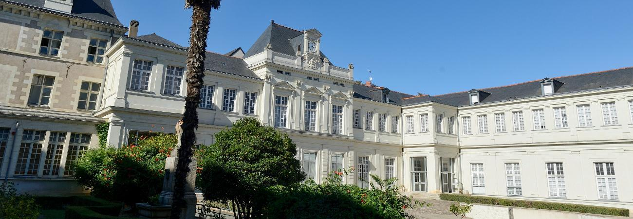 campus Angers