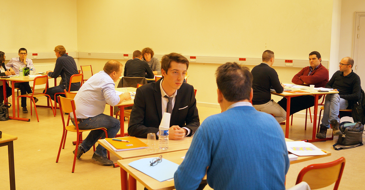 Salon studyrama des masters mast res sp cialis s mba - Salon master specialise ...