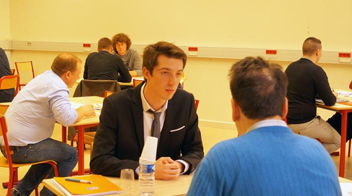 Un speed-dating pour décrocher un contrat de professionnalisation