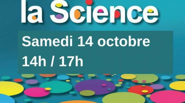 Fete de la science