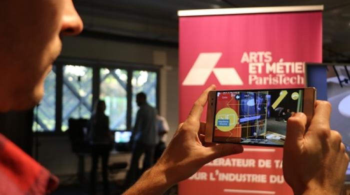 APPLICATION AR2BUILD INSTITUT DE LAVAL